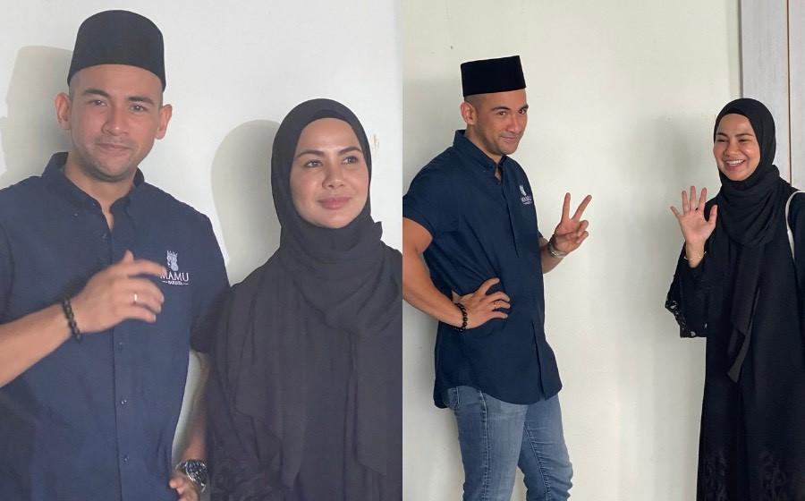 Kemelut Sharnaaz & Nabila Berakhir! Pemohonan Nusyuz Dibatalkan, Manakala Hak Penjagaan Anak Pula….
